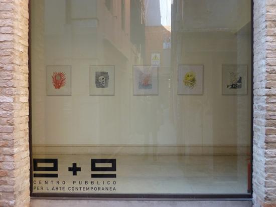 A + A, a non-profit center for contemporary art near San Stefano, Photo credit: Leslie Rosa