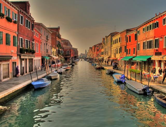 The Island of Murano - Holiday Venice, Italy