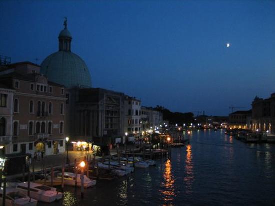Venezia al chiaro di luna. Photo credit: panoramio.com
