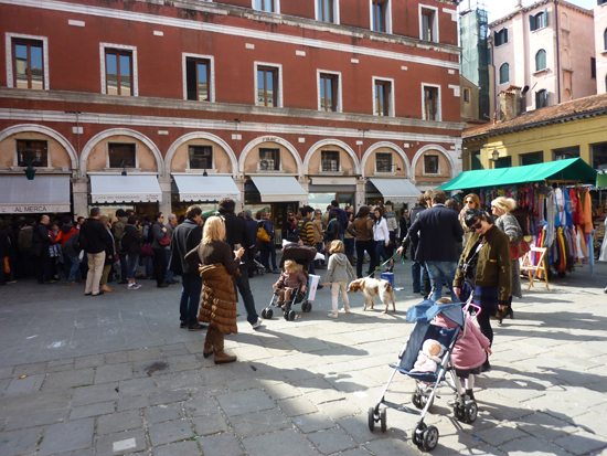 Venice with kids: top 10 things to do