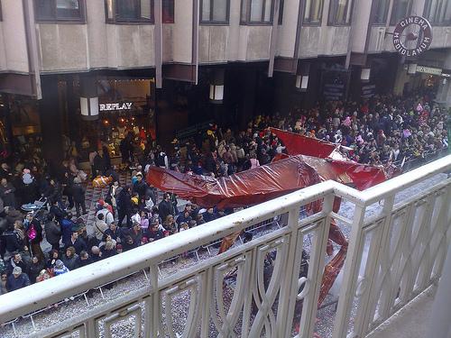Carnival in Milan