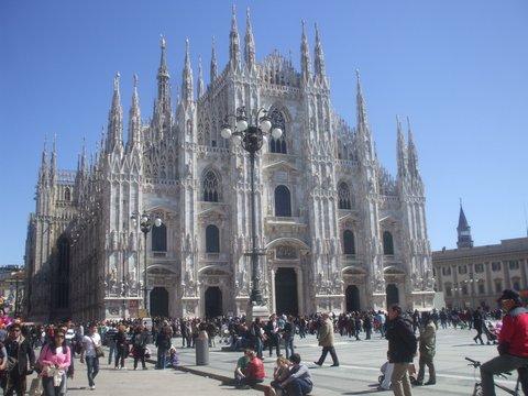 24 ore a Milano - Il Duomo