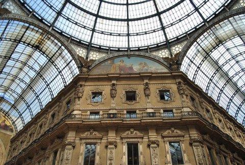 24 ore a Milano - Galleria Vittorio Emanuele