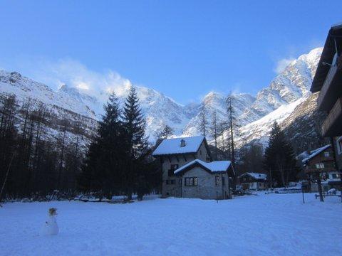 Summer Ski destinations in Northern Italy