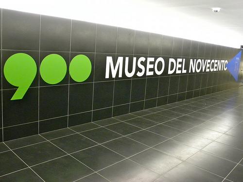 Top 10 di Milano per ragazzi e ragazze- Museo del Novecento