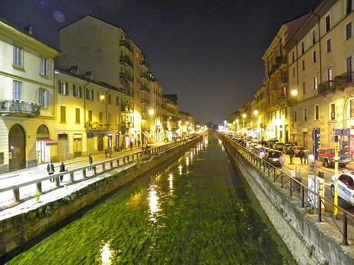 24 ore a Milano - i Navigli