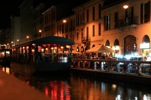 Top 10 di Milano per ragazzi e ragazze- I Navigli