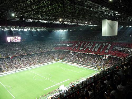 Top 10 di Milano per ragazzi e ragazze- San Siro
