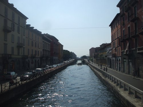 Weather in Milan - Photo credits: Nerys Howell