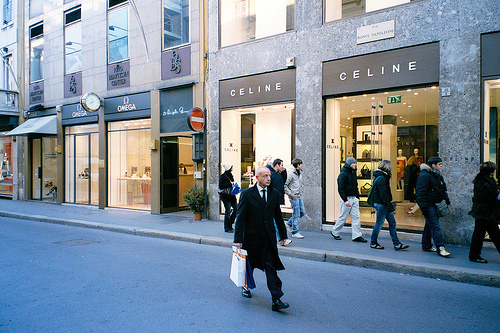 24 ore a Milano - Shopping