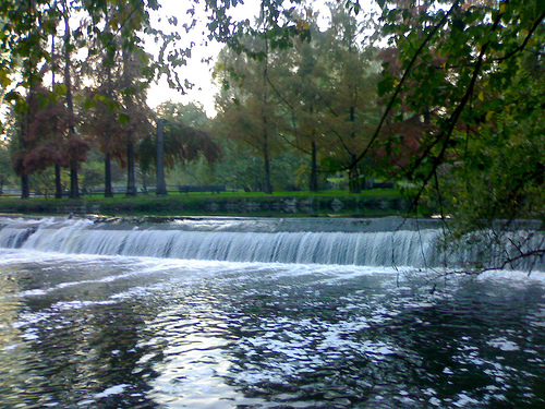 Sommer in Mailand: Parco Lambro