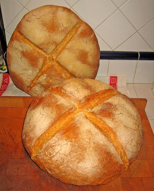 Il famoso pane di Altamura