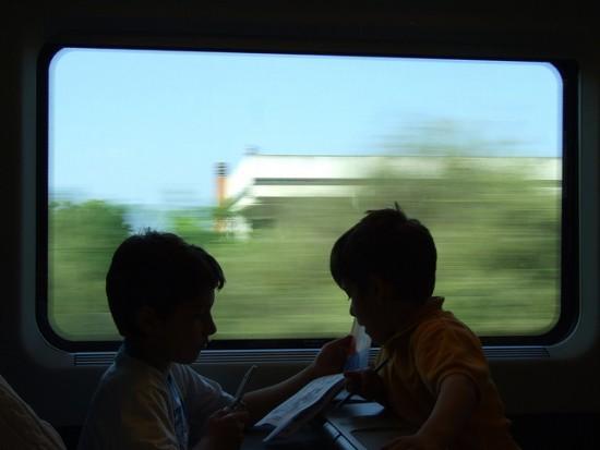 Italy by train - Puglia by train