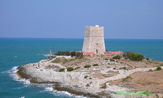 Coastal Watchtowers - Vieste, Apulia