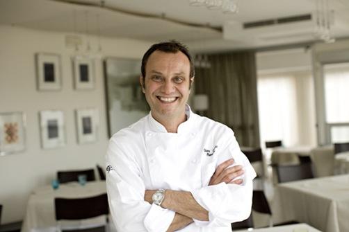 Gianpaolo Raschi - Italian Michelin Chef from Emilia Romagna