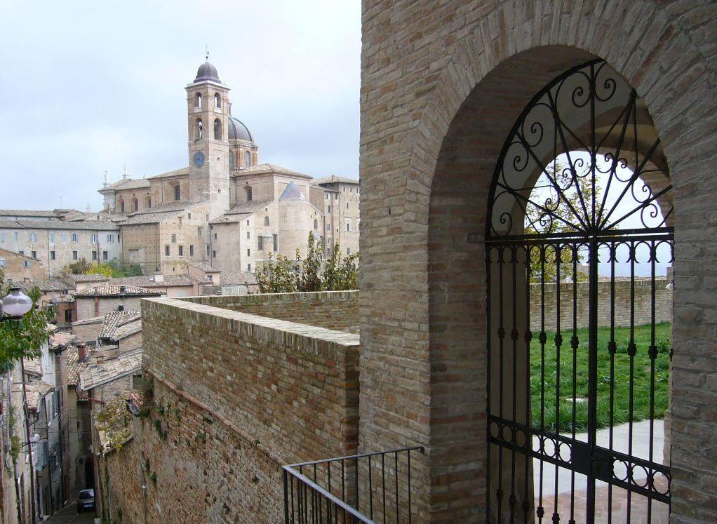 about Le Marche: discover Urbino, Pesaro in Italy
