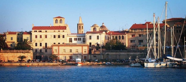 Luxury and Romantic Hotel Break for two in Alghero