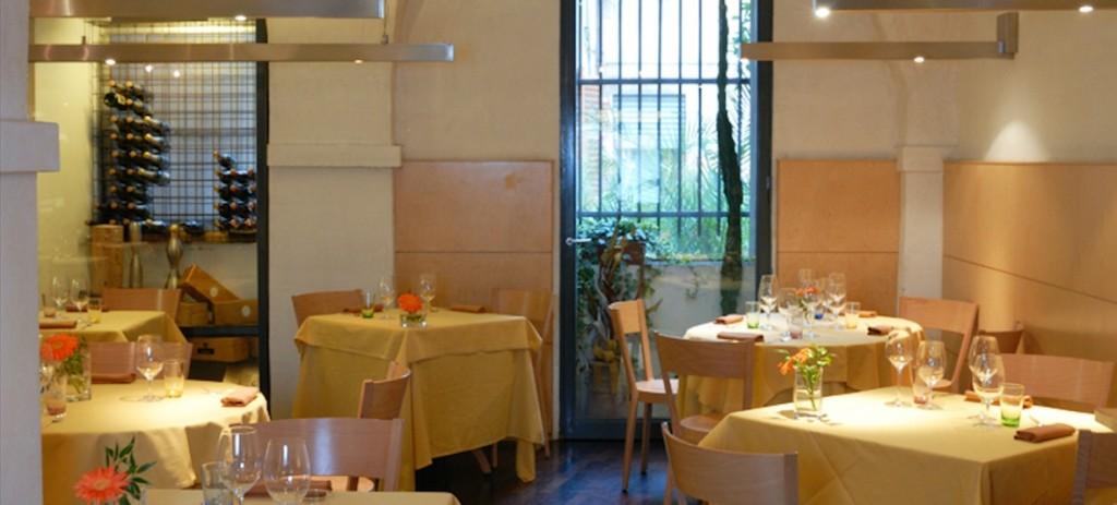 Baldin Restaurant in Genova, Italy