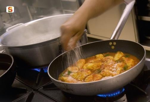 Die sardische Küche: Culurgiones