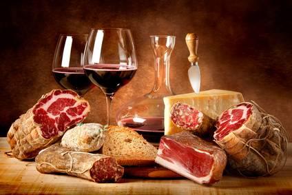 Emilia Romagna Food and Wine