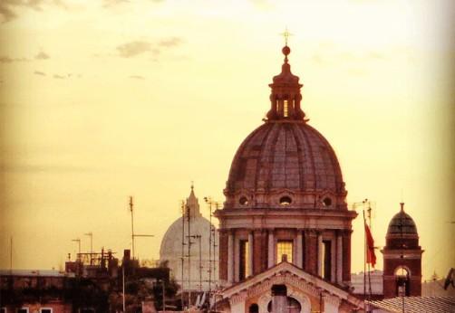 Flitterwochen-Reiseziele: Warum ausgerechnet Rom?