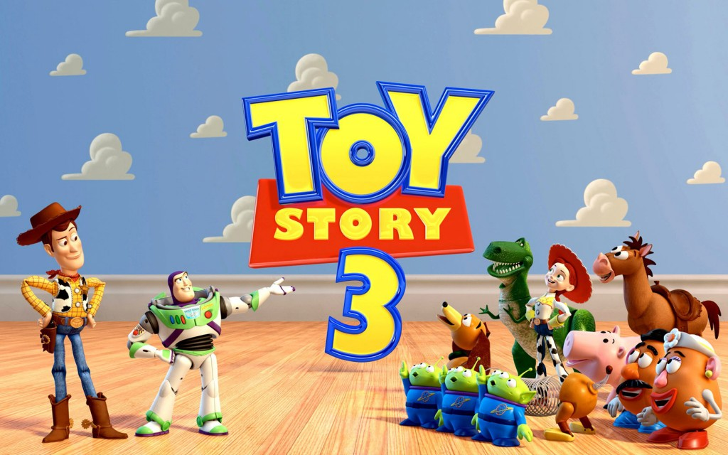 Toy Story - Locandina