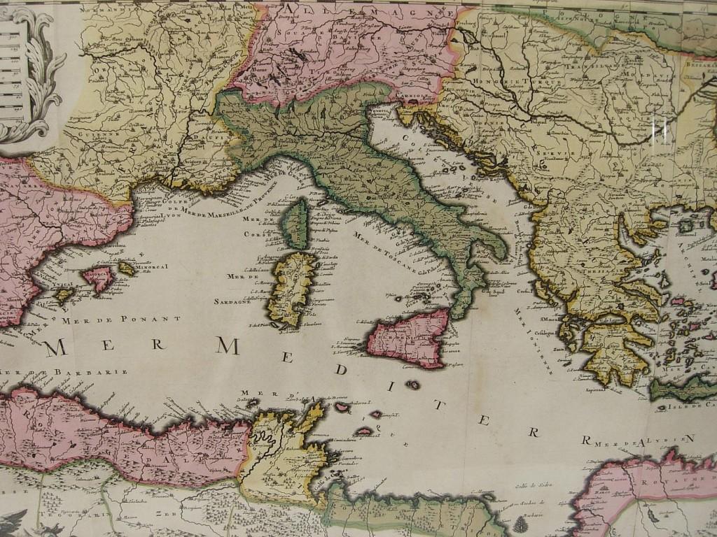 Abbildungen  des alten Italien