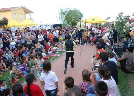 Ökologie und Umwelt: Ein Dreitagesfestival in Sardinien