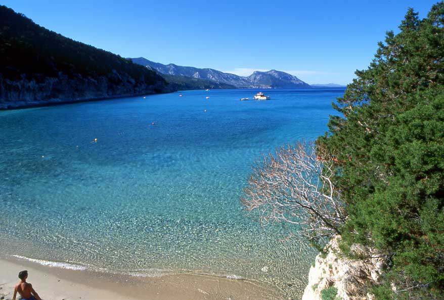 Cala Luna, Sardinia