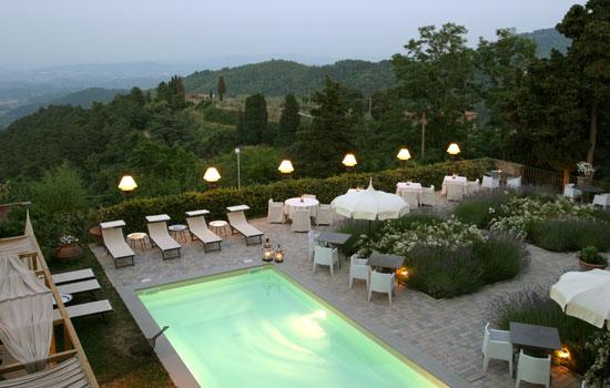 Hotel in der Toskana - Caruso