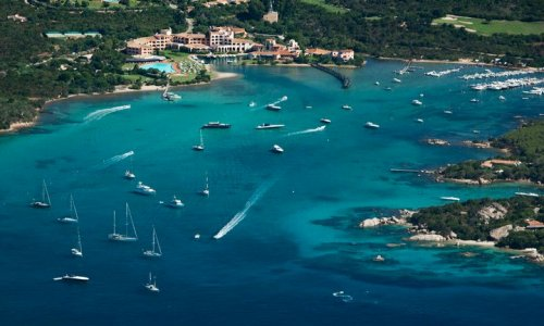 Hotel Cala di Volpe - Costa Smeralda