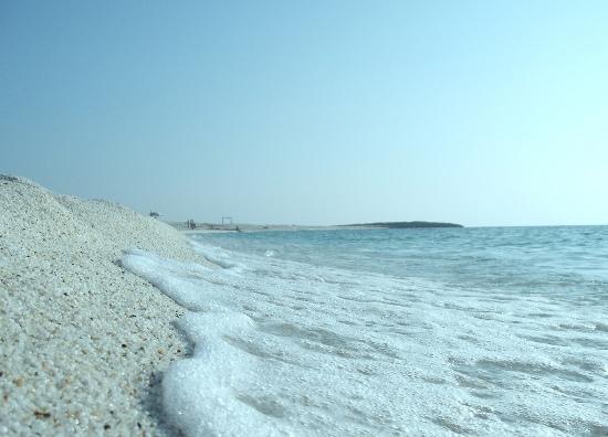 Best beaches in Sardinia: Is Arutas Beach