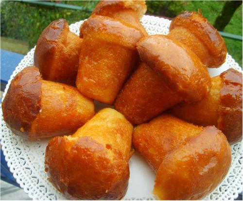 Top 5 der italienischen Desserts: Babà