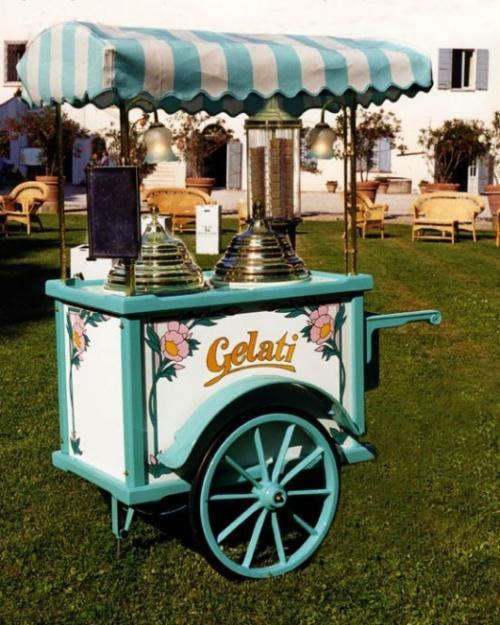 Top 5 der italienischen Desserts: Gelato