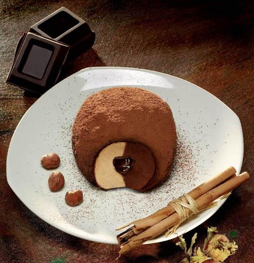 Top 5 der italienischen Desserts:Tartufo di Pizzo