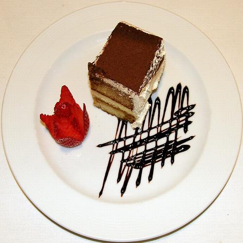 Top 5 der italienischen Desserts: Tiramisù