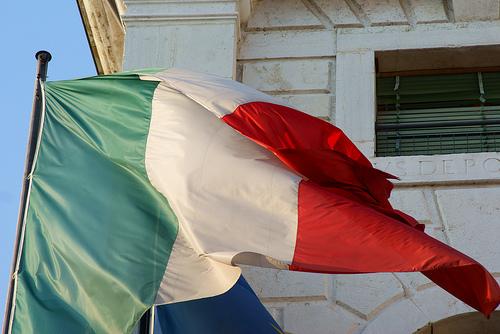 Italian Flag History and origins