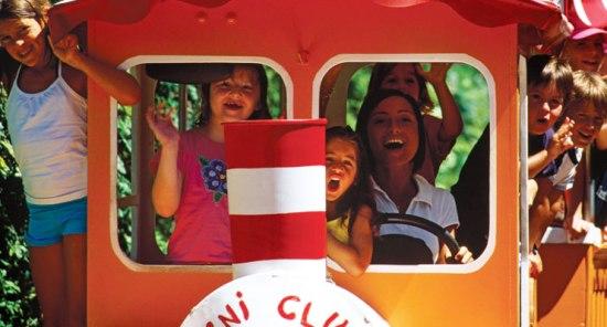 Family holidays - Summer 2012 at Forte Village Resort