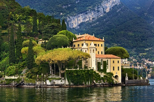 Lake Como - Italy. Facebook photo contest by CharmingItaly.com