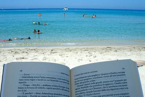 Les meilleurs livres pour vos vacances en Italie