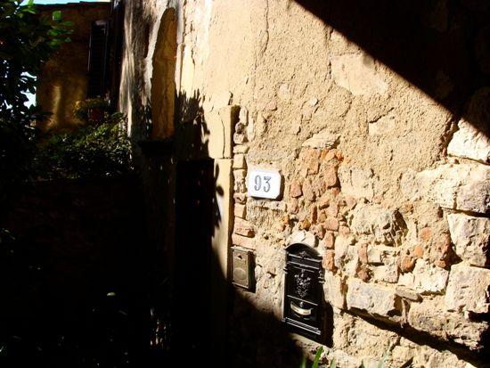 Monte Fioralle, Toscana