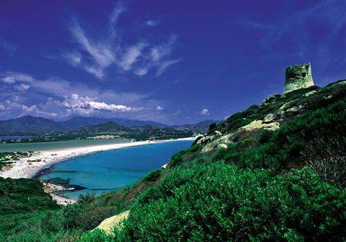 Best beaches in Sardinia: Porto Giunco