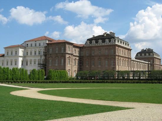 Schönes Piemont: Der Palast von Venaria