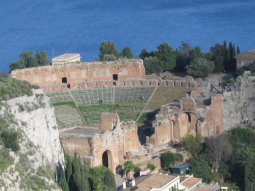 Taormina - Vista