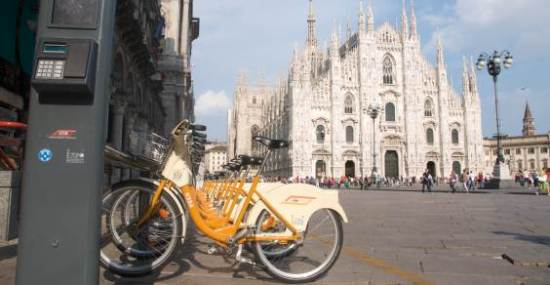 A week-end in Milan: 10 things to do and see - Bike sharing