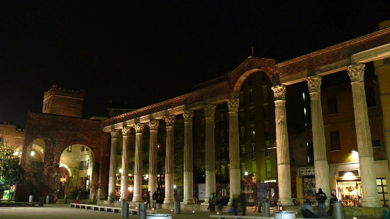A week-end in Milan: 10 things to do and see -  Colonne San Lorenzo