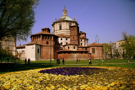 A week-end in Milan: 10 things to do and see - Parco Vetra
