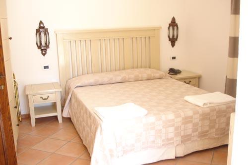 Villa del Borgo - camera