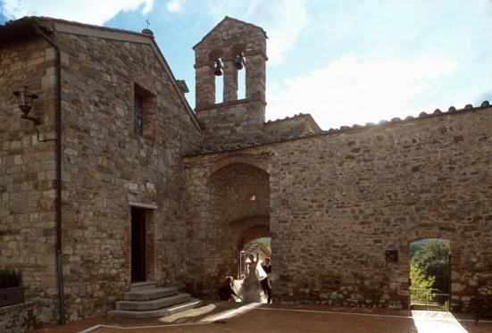 Sposarsi in Toscana - Un matrimonio da sogno